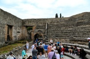 Pompeii - The Odeon or theatrum tectum