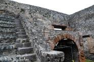 Pompeii - The Odeon or theatrum tectum