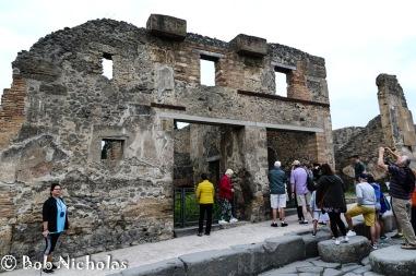 Pompeii - Bakery