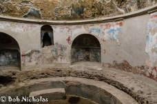 Pompeii - Stabian Baths, Frigidarium