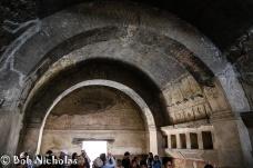 Pompeii - Stabian Baths, Apodyterium