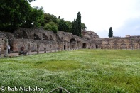 Pompeii - Gladiators Barracks