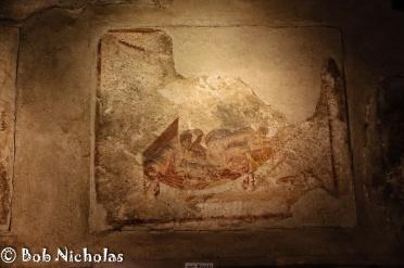 Pompeii - Lupanare - Erotic Scene