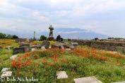 "Pompeii - ""Daedalus"" by late Polish artist Igor Mitoraj"