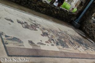 Pompeii - House of the Faun, Alexander Mosaic