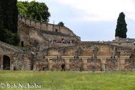 Pompeii - Gladiators Barracks