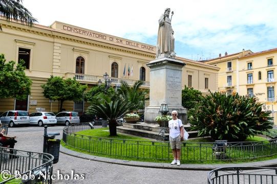 Sorrento - Piazza Sant Antonino