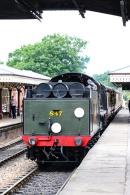 Bluebell Line - Sheffield Park - Engine 847