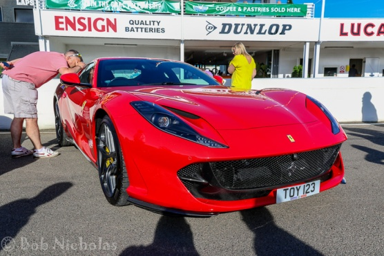 2018 Ferrari - 6496 cc