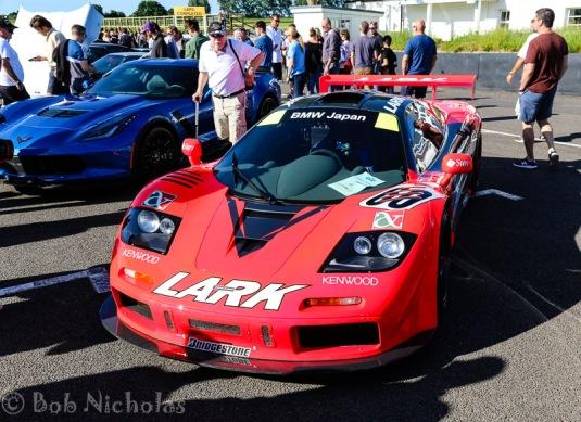 1996 McLaren F1 GTR - 6064 cc