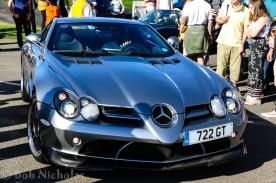 2007 Mercedes-Benz SLR McLaren 722 Edition - 5439 cc