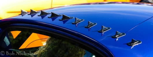 2004 Noble M12 GTO - Sharks Fin Array