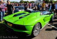 2018 Lamborghini - 6498 cc
