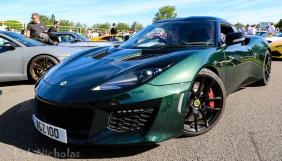 2015 Lotus - 3456 cc