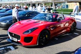 2016 Jaguar F-Type Project 7 - 5000 cc