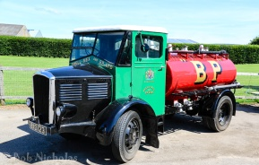 1935 Dennis Tanker
