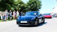 2018 Porsche - 2497 cc
