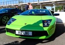 2012 Lamborghini Murcielago - 6192 cc