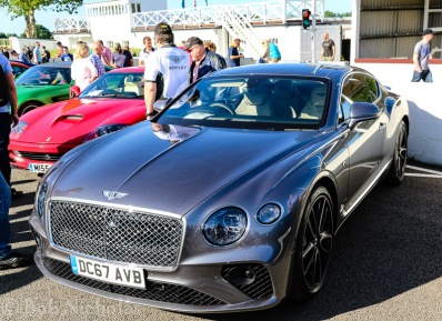 2018 Bentley - 5950 cc