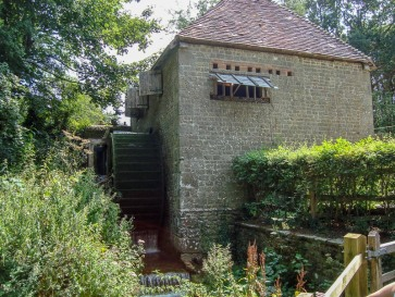 Lurgashall Watermill - Power source