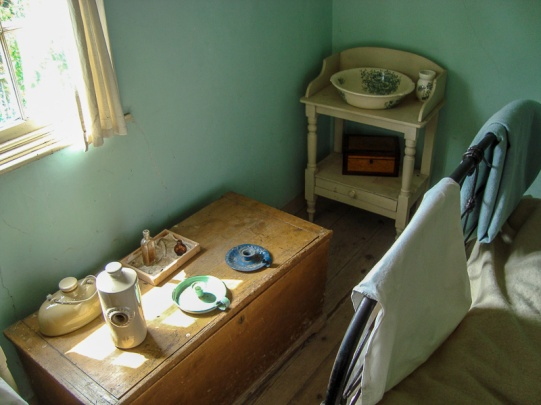 Whittakers Cottages - Bedroom
