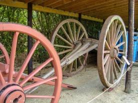 "Timber ""Bob"" - Used to haul large logs"