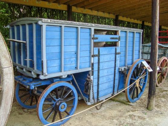 Cattle Transporter built 1911