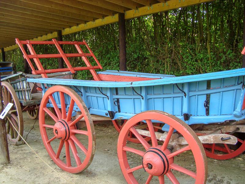 Dorset Wagon c1848