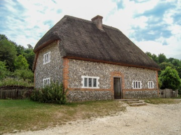 17c House from Walderton, Sussex