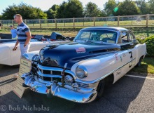 1950 Cadillac 61 Series - DW Racing Livery