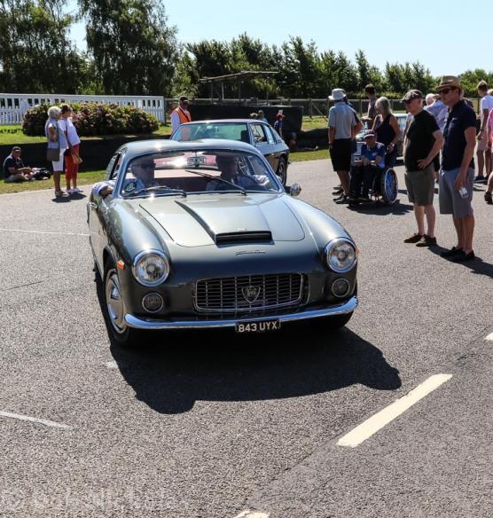 1962 Lancia Flaminia Sport