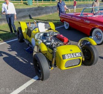 1955 Lotus Six