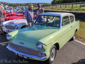 1961 Ford Anglia