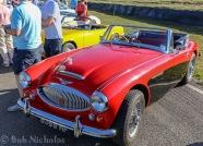 1967 Austin Healey 3000 Mk III
