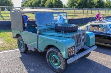 1948 Land Rover