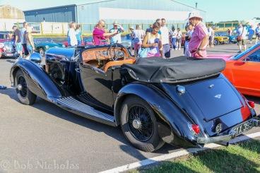1938 62 Bentley 4.25 litre Tourer