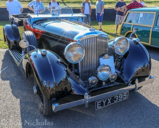 Bentley 4.25 litre Tourer