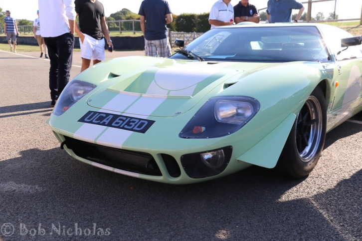 2016 Superformance GT40