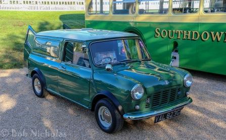 1969 Morris Mini Van - In the livery of Yarty Cordials