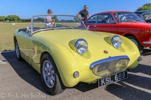 1958 Austin Healey Sprite
