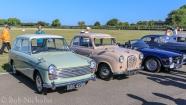 1964 Austin A40 & 1957 Austin A35
