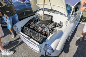 1970 Morris Minor - Far from original with a Rover 3.5L fitted