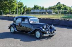 1952 Citroen Traction Avant