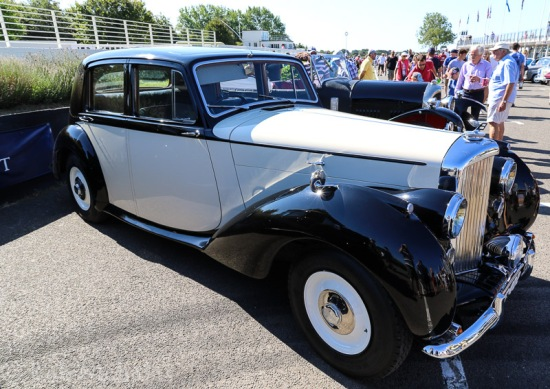 1947 Bentley
