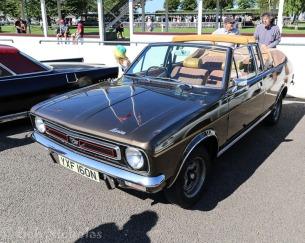 1974 Morris Marina TC