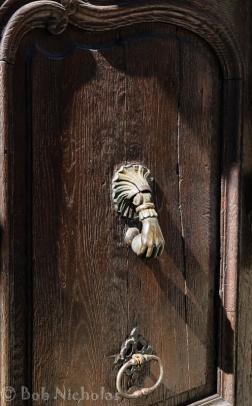 Aurillac - Door Knocker