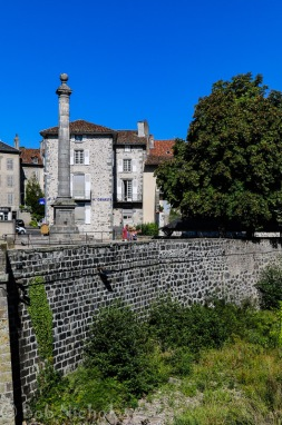 Aurillac - Place Gebert