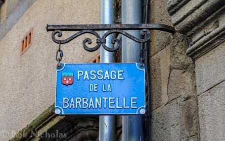 Aurillac - Passage de la Barbantell