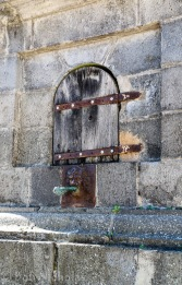 Aurillac - Fountain at Place Gebert