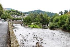 Entraygues-sur-Truyere - Lot River